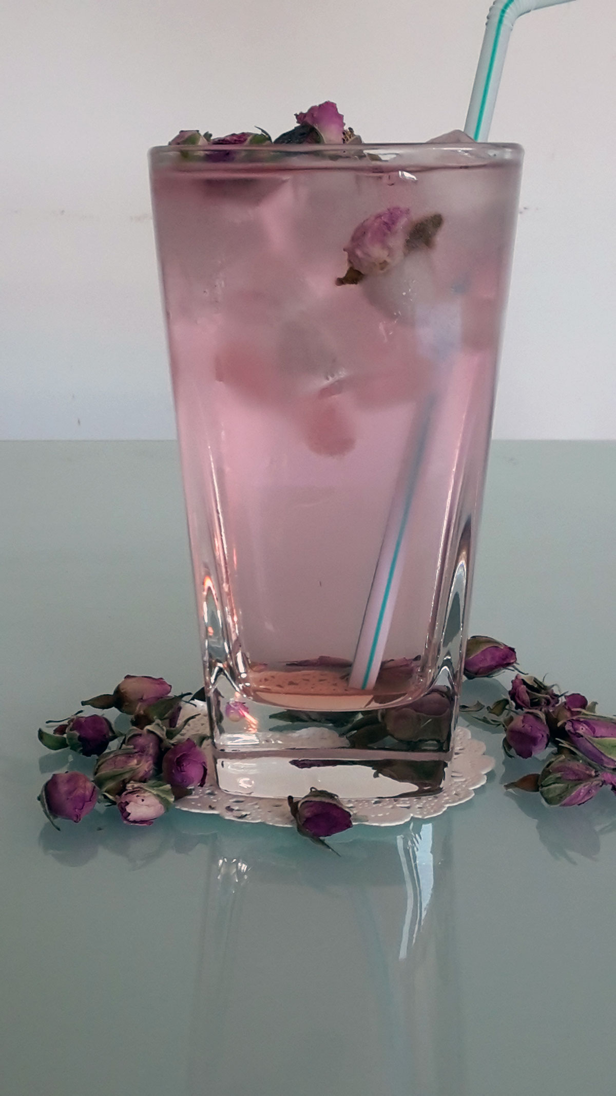 Long Drink alle Rose