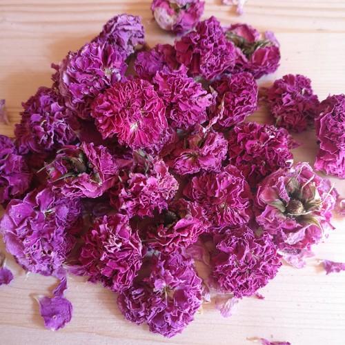 Rose Damascene Essiccate Bio